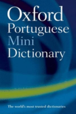 Oxford Portuguese Minidictionary 9780198614562
