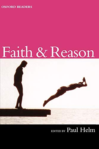 Faith & Reason 9780192892904