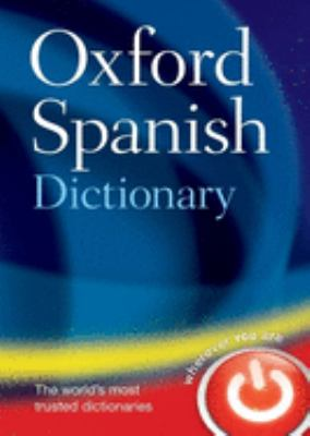 Oxford Spanish Dictionary [With CDROM] 9780199208975