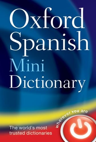 Oxford Spanish Mini Dictionary 9780199534357