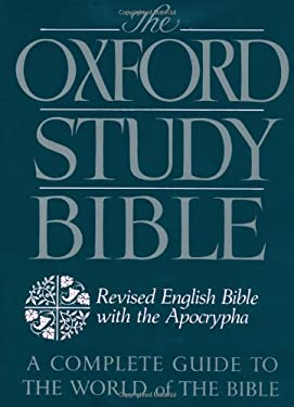 Oxford Study Bible-REB 9780195290004
