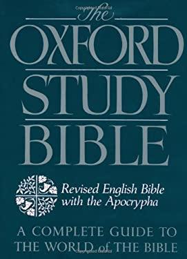 Oxford Study Bible-REB
