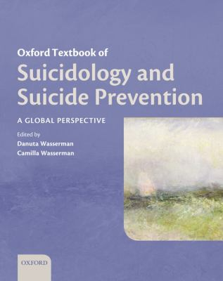 Oxford Textbook of Suicidology and Suicide Prevention 9780198570059
