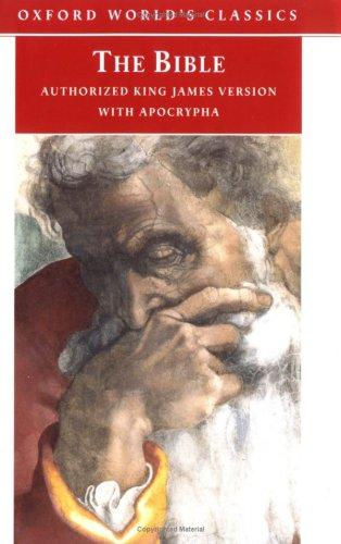 Oxford World's Classic Bibles-KJV 9780192835253