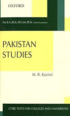 A Concise History Of Pakistan Kazmi Pdf