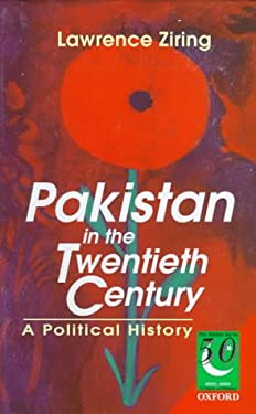 pakistan in the twentieth century by lawrence ziring pdf