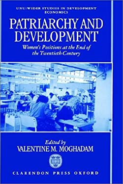 Patriarchy and Development 9780198290230