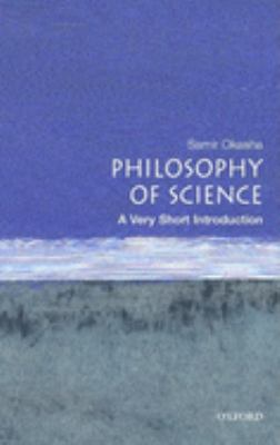 Philosophy of Science: A Very Short Introduction 9780192802835