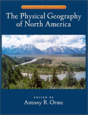 Physical Geography of North America 9780195111071