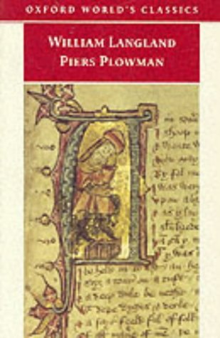 Piers Plowman: A New Translation of the B-Text 9780192836465
