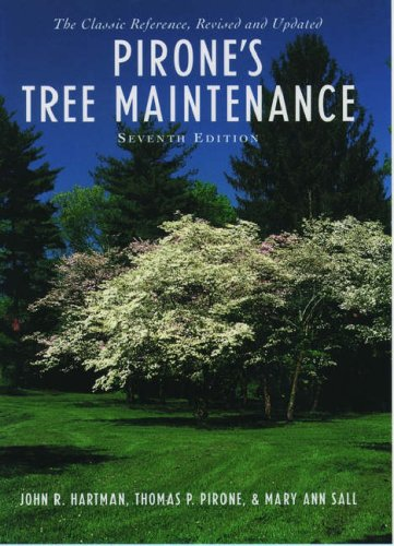 Pirone's Tree Maintenance 9780195119916