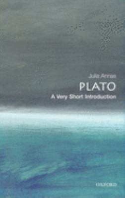 Plato: A Very Short Introduction 9780192802163