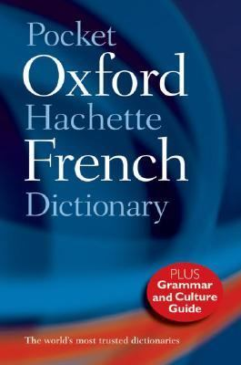 Pocket Oxford-Hachette French Dictionary 9780198610717