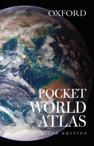 Pocket World Atlas 9780195374537