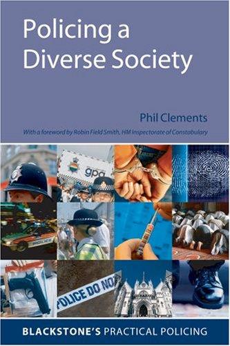 Policing a Diverse Society 9780199291359