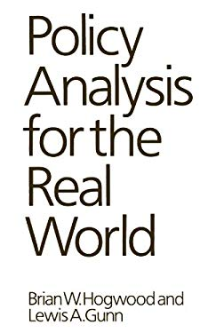 Policy Analysis for the Real World 9780198761846