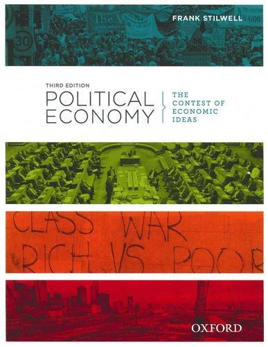 Political Economy: The Contest of Economic Ideas 9780195575019