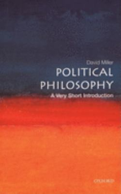Political Philosophy: A Very Short Introduction 9780192803955
