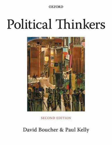 Political Thinkers: From Socrates to the Present 9780199215522