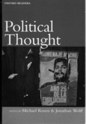 Political Thought 9780192892782