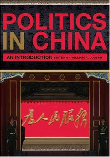 Politics in China Politics in China: An Introduction an Introduction