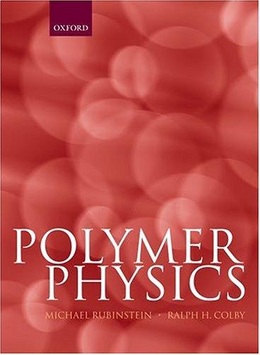 Polymer Physics 9780198520597