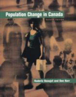 Population Change in Canada 9780195417357