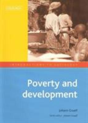 Poverty and Development 9780195784060