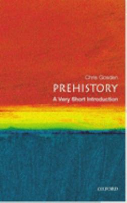 Prehistory: A Very Short Introduction 9780192803436