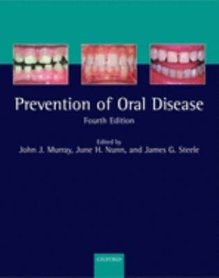 Prevention of Oral Disease 9780192632791