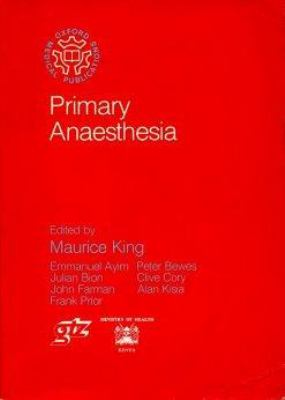 Primary Anaesthesia 9780192615923