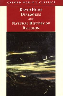 Principal Writings on Religion Including Dialogues Concerning Natural Religion and the Natural History of Religion 9780192838766