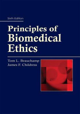 Principles of Biomedical Ethics 9780195335705