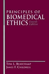 Principles of Biomedical Ethics / Tom L. Beauchamp, James F. Childress