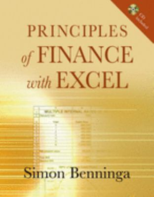Principles of Finance with Excel [With CDROM] 9780195301502
