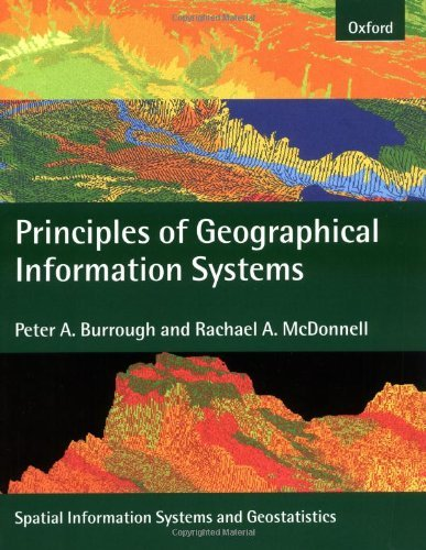 Principles of Geographical Information Systems 9780198233657