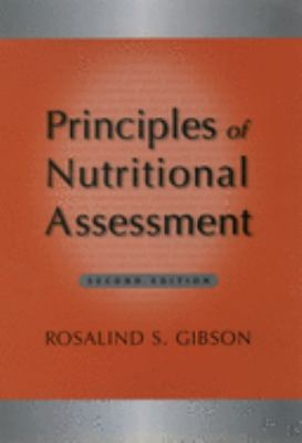 Principles of Nutritional Assessment 9780195171693