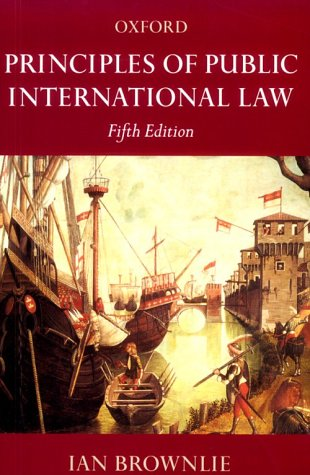 Principles of Public International Law 9780198762997