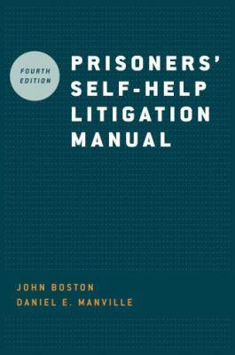 Prisoners' Self-Help Litigation Manual 9780195374407