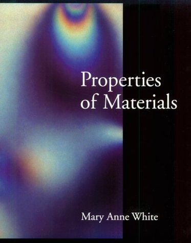 Properties of Materials 9780195113310
