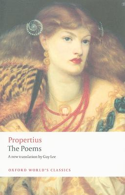 Propertius: The Poems 9780199555925