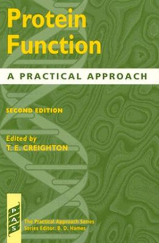 Protein Function: A Practical Approach 9780199636150