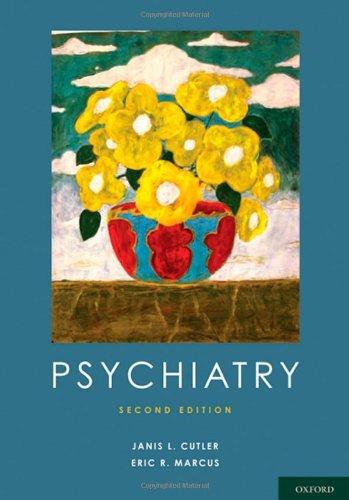 Psychiatry 9780195372748