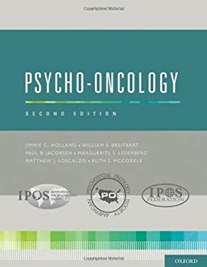 Psycho-Oncology 9780195367430