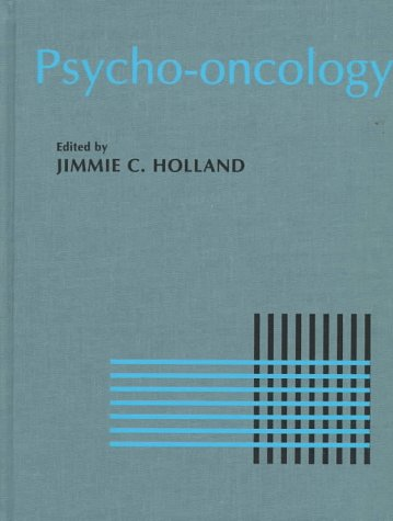 Psycho-Oncology 9780195106145