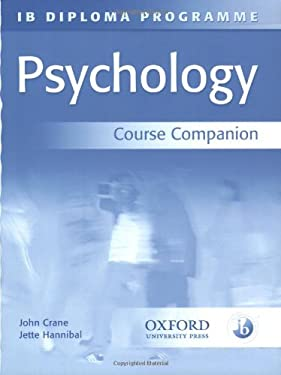 Psychology Course Companion 9780199151295