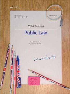 Public Law Concentrate 9780199544271