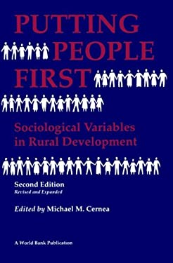 Putting People First: Sociological Variables in Rural Development 9780195204650