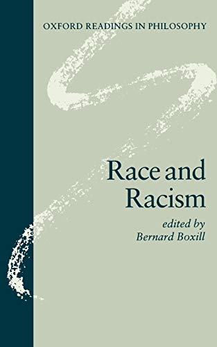 Race and Racism ( O.R.P.) 9780198752677