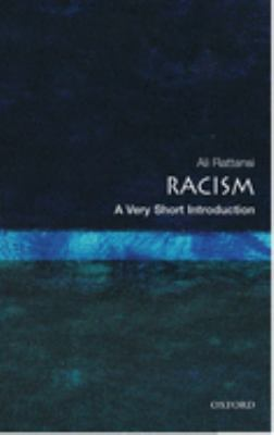 Racism: A Very Short Introduction 9780192805904